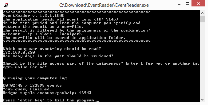 EventReader